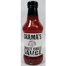 Grama\'s Sweet Chili Sauce (6x13Oz) (Please see item detail in description)