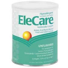 EleCare Unflavored Powder, 14.1 OZ (Pack of 6)