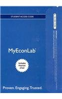 MyEconLab for Macroeconomics Student Access Code, Includes Pearson eText (MyEconLab (Access Codes))