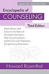 img - for Encyclopedia of Counseling, Third Edition: Master Review and Tutorial for the National Counselor Examination, State Counseling Exams, and the Counselor Preparation Comprehensive Examination [Paperback] book / textbook / text book