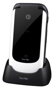 Beafon SL550 Handy 2,4 Zoll schwarz/weiß  Bewertungen