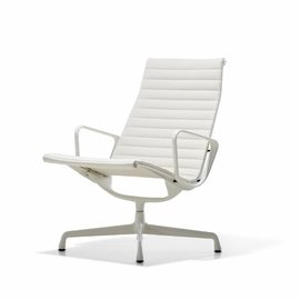 21fFc3laGNL Executive Aeron Chair by Herman Miller   Polished Aluminum Frame   Carbon Classic Size C (Large)