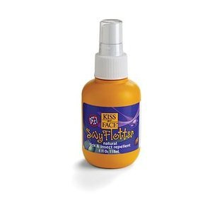 Kiss My Face Swy Flotter Natural Tick &#038; Insect Repellent, 4-Ounce Bottles (Pack of 3)