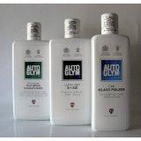 AutoGlym Bodywork Shampoo & Ultra Deep Shine 500ml & Car Glass Polish 325ml