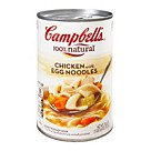 Campbells® Select Harvest® Chicken With Egg Noodles; 18.6 Oz. Can, 8/Pk