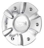 Mr. Lugnut C10151 Chrome Plastic Center Center Cap and Screws for 151 Wheels (Mr. Lugnut)