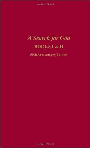 A Search for God (Books 1 & 2), 50th Anniversary Edition written by Edgar Cayce