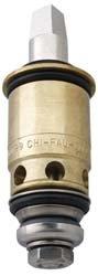 Chicago Faucets 1-100XTJKNF Lh Quaturn Unit