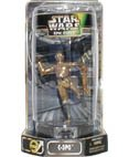 STAR WARS EPIC FORCE C-3PO ROTATE FIGURE 360 DEGREES - 1