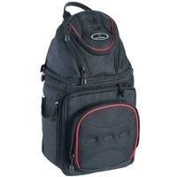 Vanguard Pampas 47 Black Sling-Style Camera Bag with Extra Side Zipper Opening