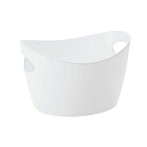 Koziol 5731525 Bottichelli Panier Plastique Blanc 16,8 x 21 x 11 cm
