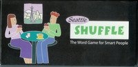 Seattle Shuffle The Word Game for Smart People - 1
