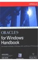 ORACLE 9I FOR WINDOWS HANDBOOK