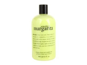 Philosophy Snack Bar Bath And Shower Gel Bath And Body Skincare - Senorita Margarita