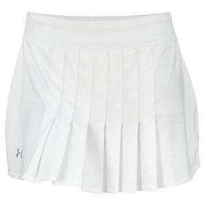 UNDER ARMOUR Women`s Slice Pleated Tennis Skirt