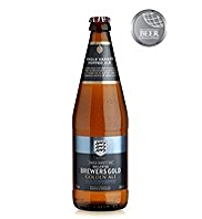 Hallertau Brewers Gold Golden Ale - Case of 20