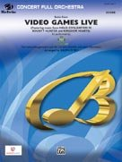 Alfred Publishing 00-26678S Suite From Video Games Live - Featuring music From Halo, Civilization IV, Bounty Hunter, and Kingdom Hearts