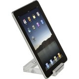 Targus Mini Stand Designed for Apple iPad, iPad 2, Motorola Xoom, Samsung Galaxy, Clear (AWE65US)