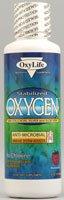 Oxygen/Colloidal Mt Berry 16 Ounces