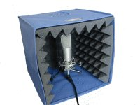 Porta-Booth - Portable Sound Studio