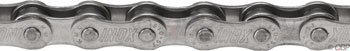 KMC S10 Bicycle Chain (1-Speed, 1/2 x 1/8-Inch, 114L, Stainless Steel)