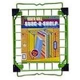 Stackable Locker Shelf (Black)