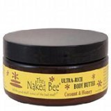 The Naked Bee Ultra Rich Body Butter 8 Oz. - Coconut & Honey
