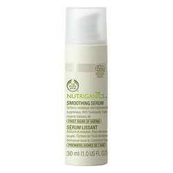 The Body Shop Nutriganics Smoothing Serum, 1 Fluid Ounce