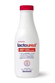 Lactovit LactoUrea 10% Shower Gel 300ml [European Import] - 3 Count