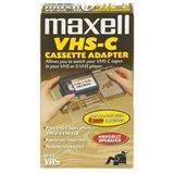 Maxell VHS-C Cassette Adapter - T38565