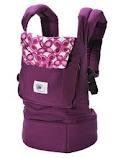 Image #1 of Ergobaby Carrier Purple