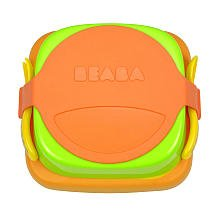 Beaba Soft Lunch Box - Complete Meal, Minimum Space