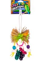 Cheap Prevue Pet Products Calypso Creations Ring Toss Bird Toy (550-62591)