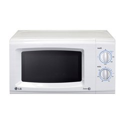 LG MS2021CW 20 Litre  Solo Microwave Oven (White)