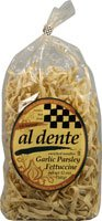 Al Dente Garlic Parsley Fettuccine, 12-Ounce Bag (Pack Of 2)