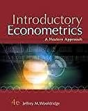 9780324660548: Introductory Econometrics A Modern Approach