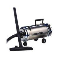 Metropolitan Professionals 4-Horsepower Canister Vacuum with Quadruple Hepa Filtration by Metro Vacuum