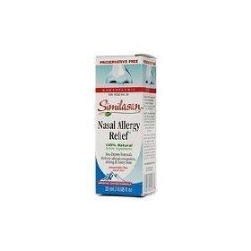 Similasan allergie nasale secours 0,68 Onces
