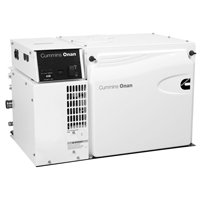 Cummins Onan 7.0Hdkbl-6000 - Commerical Mobile Generator Set Quiet Diesel Series 7 Qd Model Hdkbl