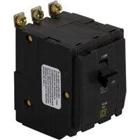 Square D Qob360 Miniature Circuit Breaker (Qob) Standard, 60A, 3-Pole, 240 Vac, 3-Phase, Bolt-On