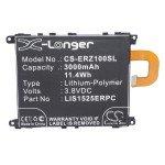 3000mAh Battery For SONY ERICSSON Xperia Z1, Xperia Z1 LTE, L35H, SO-01F