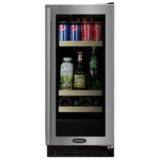 Marvel 15 In Wine Cellar Beverage Refrigerator 3Barmbsgl Stainless front-608200