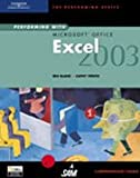 img - for Performing with Microsoft Office Excel 2003: Comprehensive Course book / textbook / text book