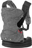 Infantino Fusion Flexible Position Baby Carrier, Grey - 1