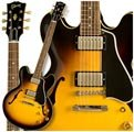 Gibson Custom 1959 ES-335 Dot Reissue Hollow body Electric Guitar (Vintage Sunburst)