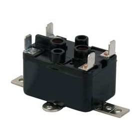 Industrial Grade 6AZU2 Enclosed Fan Relay, SPNO, 24V
