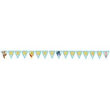 Winnie the Pooh and Pals Celebration Banner (1ct) - 1