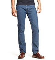 Value Tapered Leg Denim Jeans
