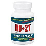 Ru-21 Kgb Pill Hangover Prevention 120 Counts