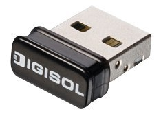 Digisol wireless micro usb adapter DG-WN3150Nu
